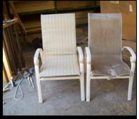 Rreparaci n de muebles para terraza y jard n en distrito - Reparacion de sillas de rejilla ...